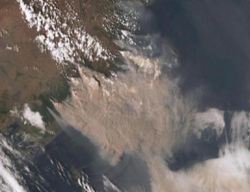 Monitoring Australian Bushfires from Space